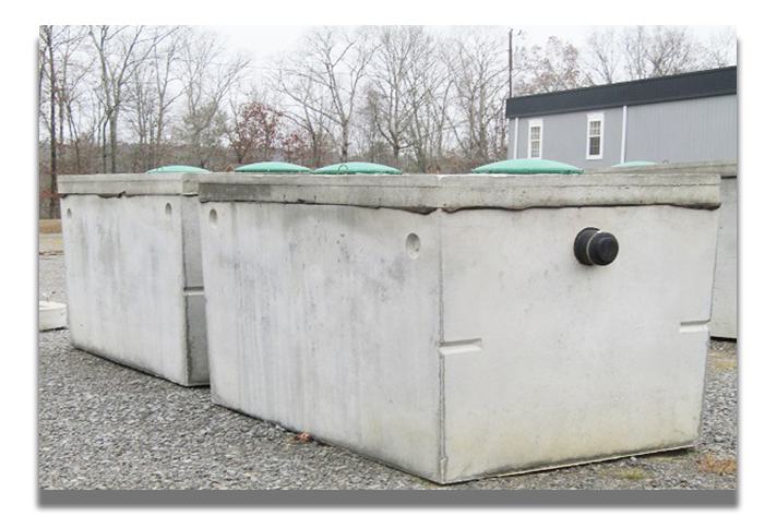 Precast Septic Tank - Grease Traps